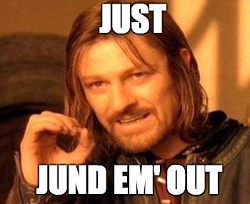 Tron, Jund, Jund, Jund