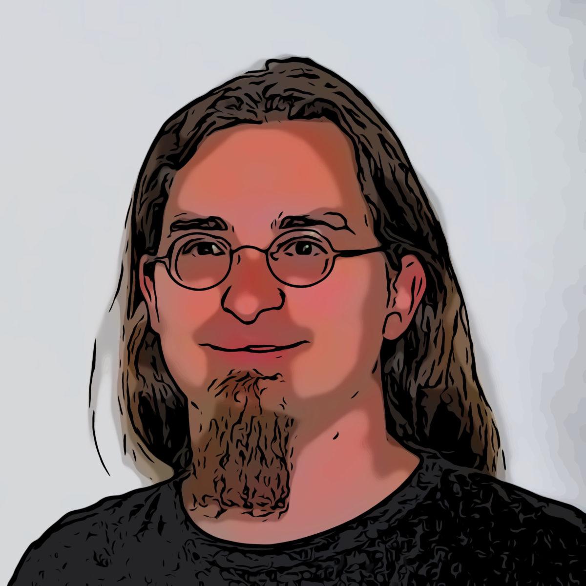 Community-Porträt mit David