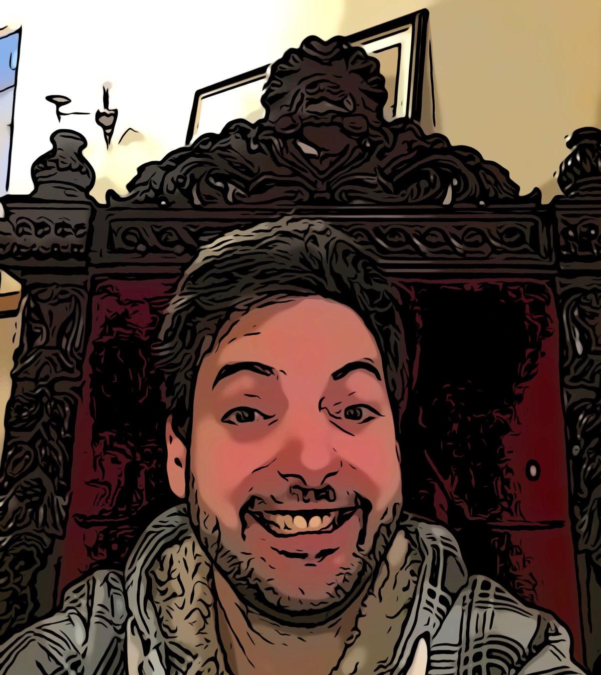 Community-Porträt mit Thom