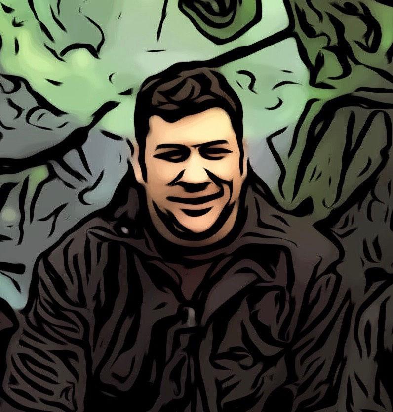 Community-Porträt mit Sinan