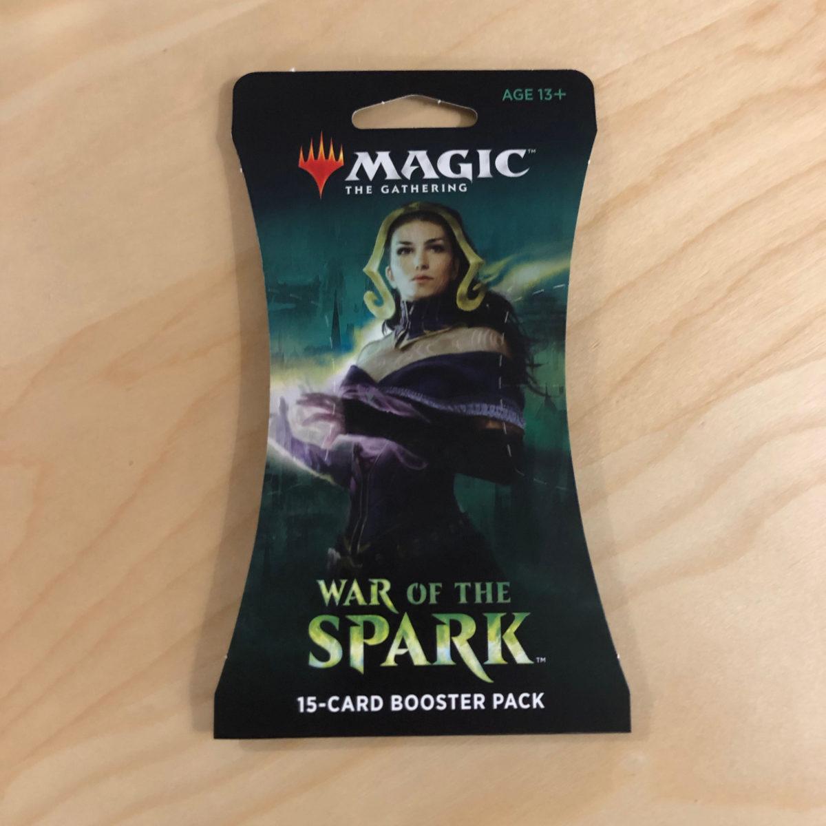 Crack a Pack #46 – War of the Spark
