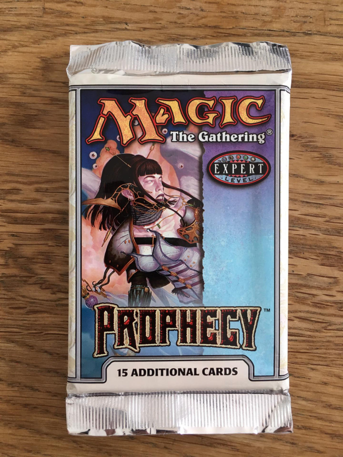 Crack a Pack #45 – Prophecy, by Dario und Stephan