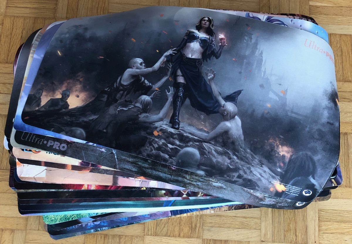 Magic Gear Teil 1 – Playmats