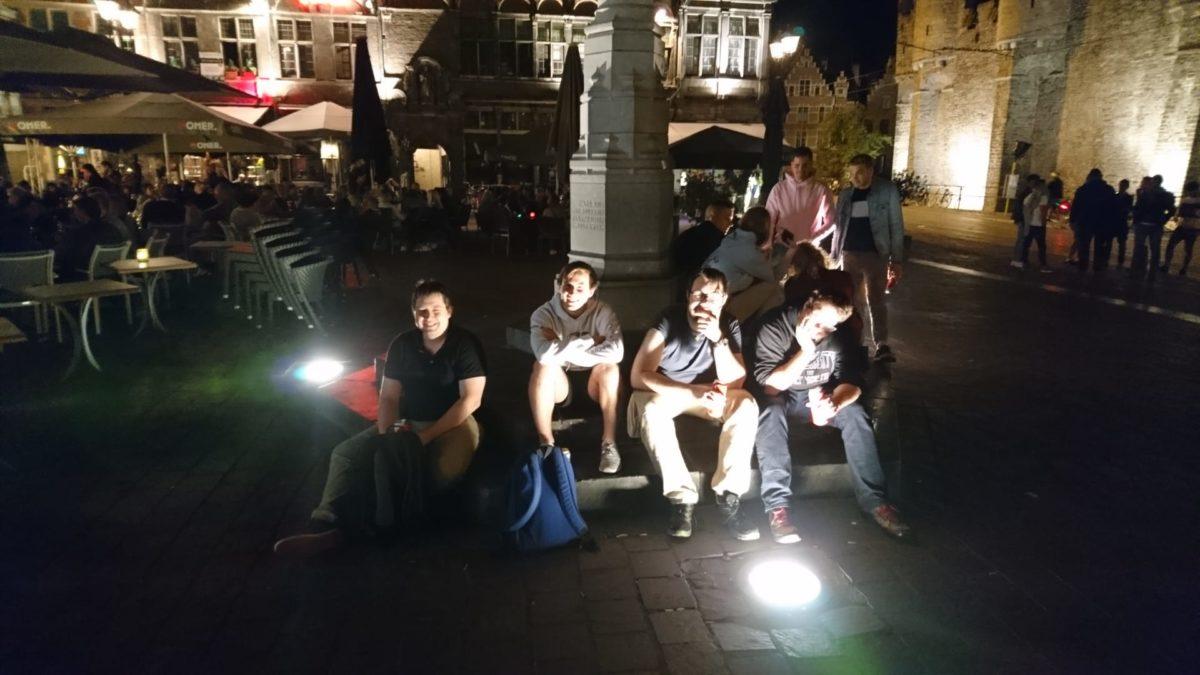 Team Modern in Gent