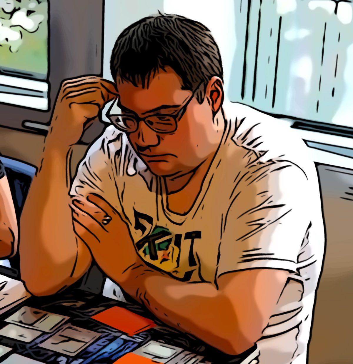 Community-Porträt mit Bäschti