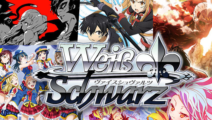 Weiss Schwarz TCG for Magic Players