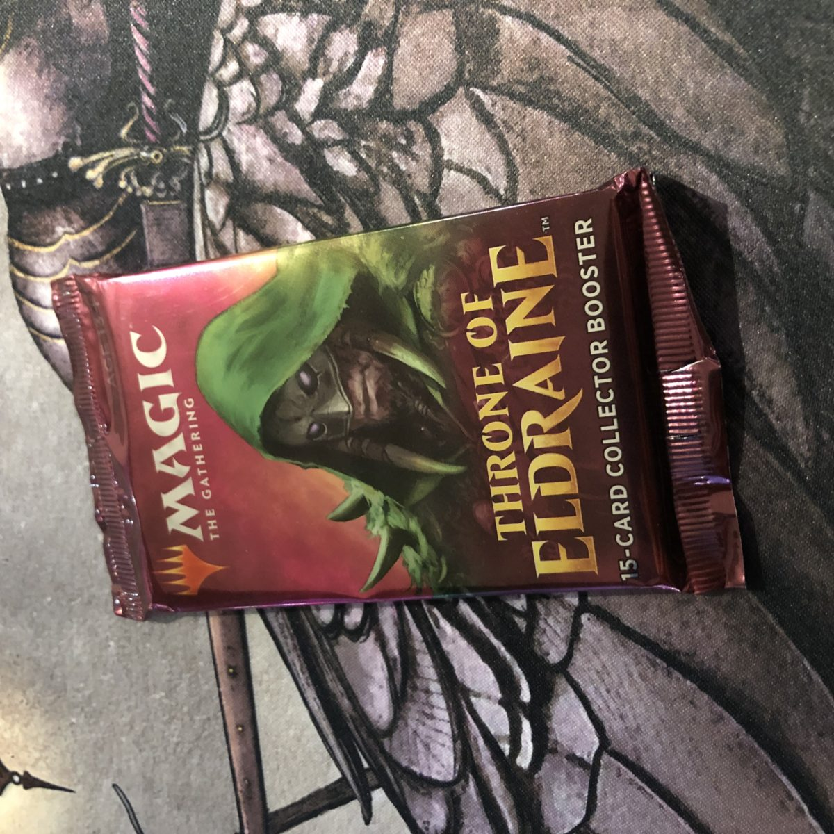 Crack a Pack #52 – Throne of Eldraine Collector Booster