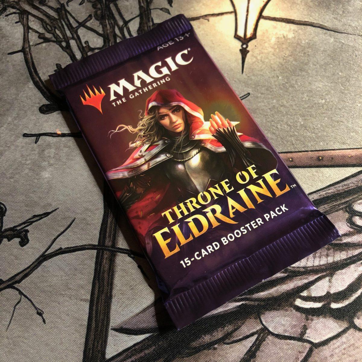 Crack a Pack #51 – Throne of Eldraine