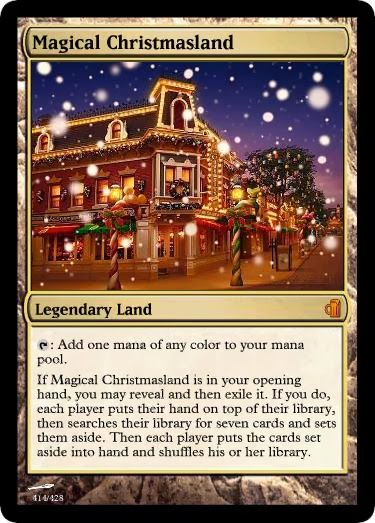 Aareboge Magical Christmas Land