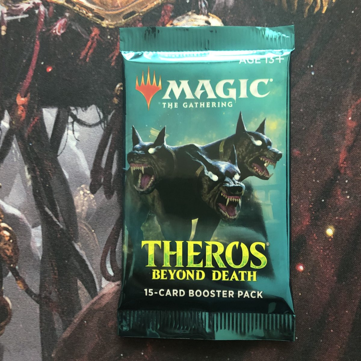 Crack a Pack #56 – Theros Beyond Death
