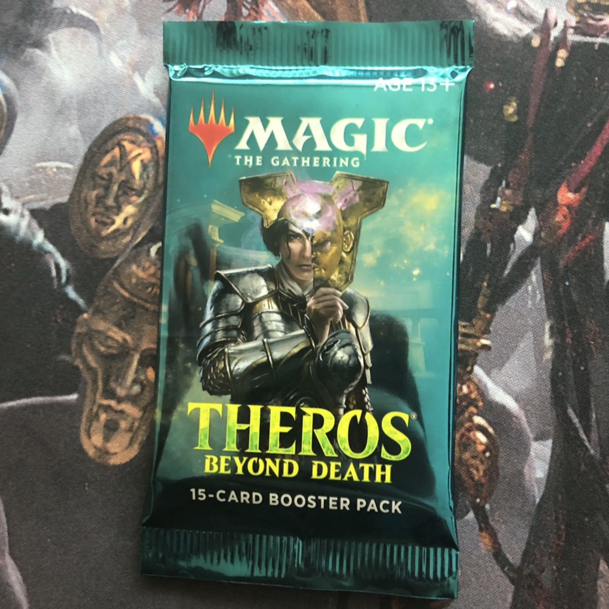Crack a Pack #57 – Theros Beyond Death