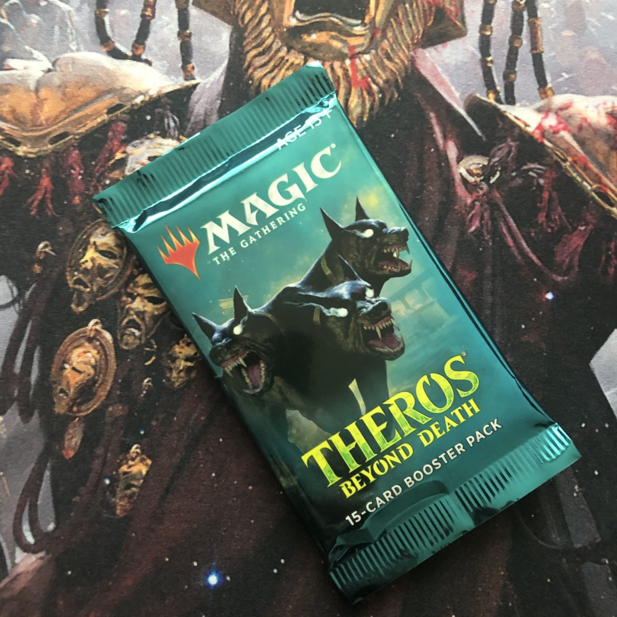 Crack a Pack #53 – Theros Beyond Death