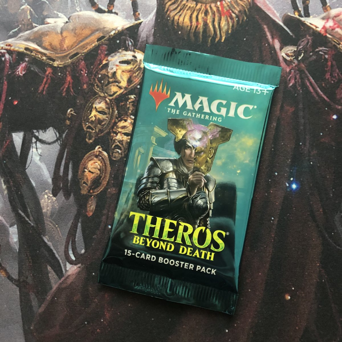 Crack a Pack #54 – Theros Beyond Death