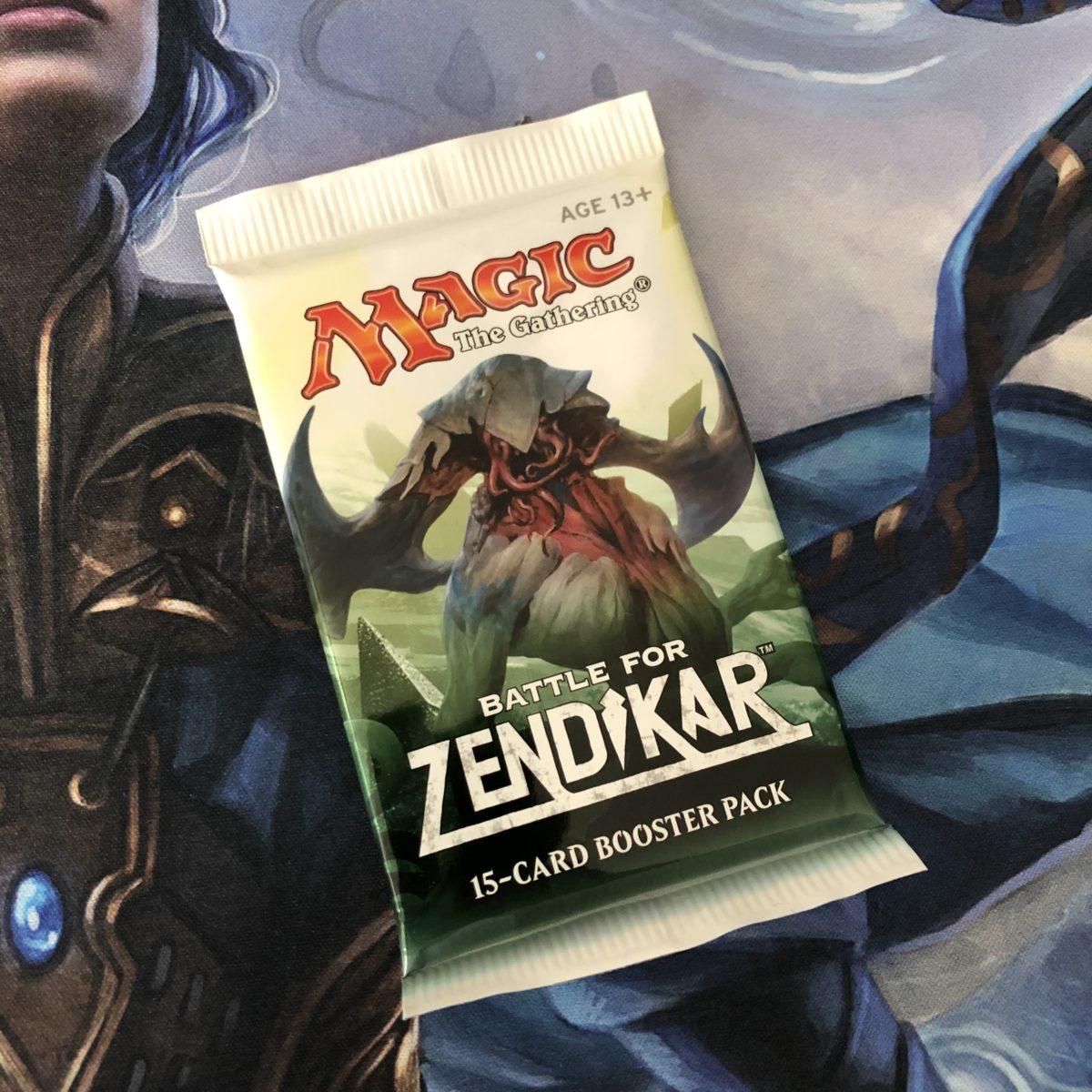 Crack a Pack #59 – Battle for Zendikar