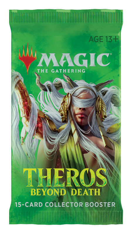 Crack a Pack #69 – Theros Beyond Death Collector Booster